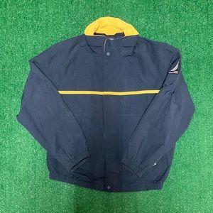 Vintage Nautica Jacket Size Large 90s